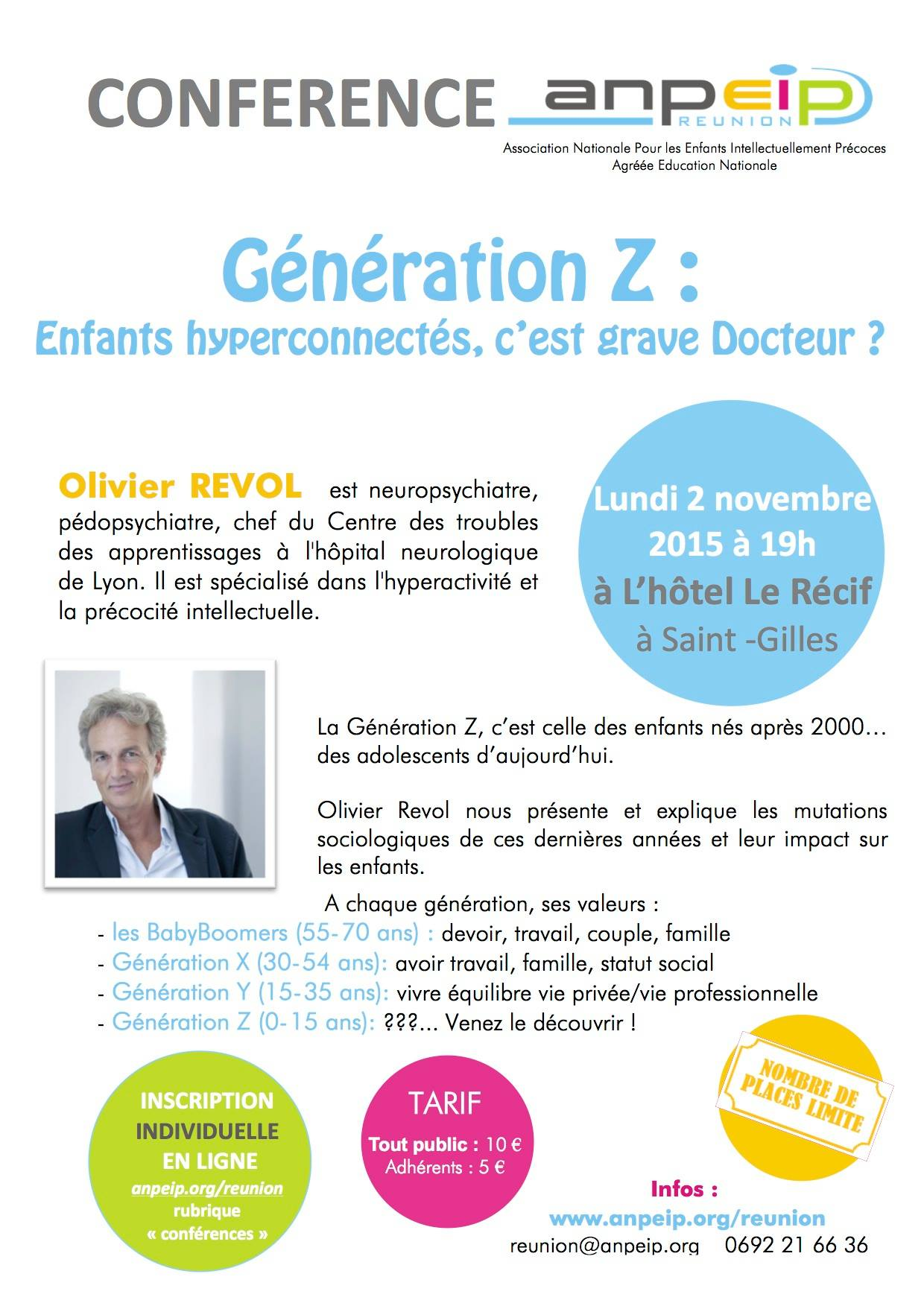 Génération Z par Olivier Revol
